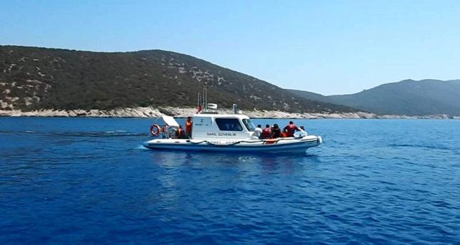 12 migrants drown heading to Greek island