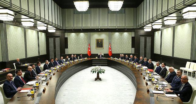 Turkey's National Security Council convenes