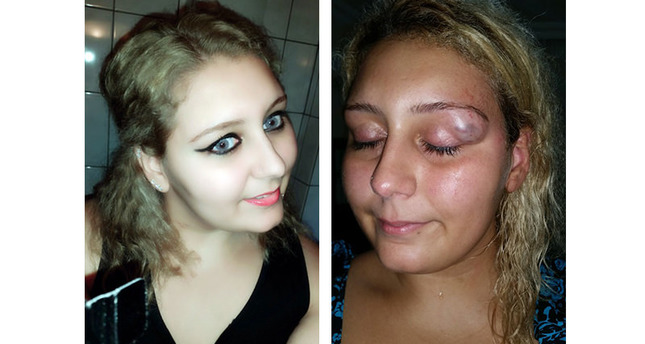 Woman launches online appeal over domestic abuse