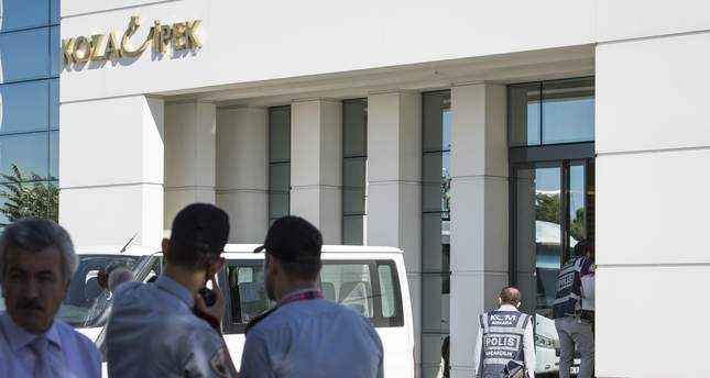 Seven detained in Koza-ipek Group operation released