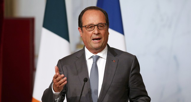 Hollande calls Erdoğan over drowned Syrian toddler