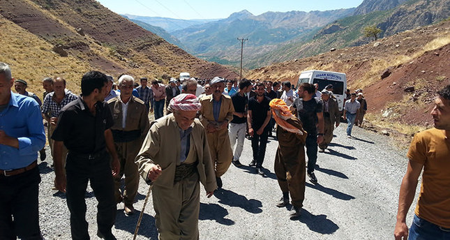Public reaction against PKK rises in southeast Turkey