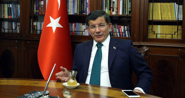 PM Davutoğlu calls Iraq's Abadi on abducted workers