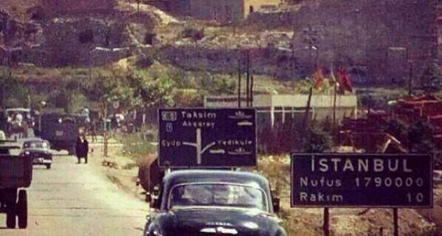 Istanbul, back in the good old days