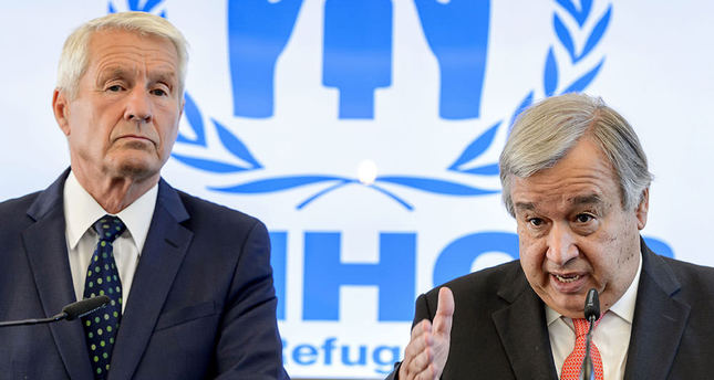 EU should take in up to 200,000 refugees: UN