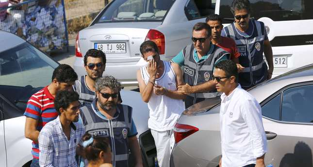 Four Syrians charged in Turkey over boat deaths