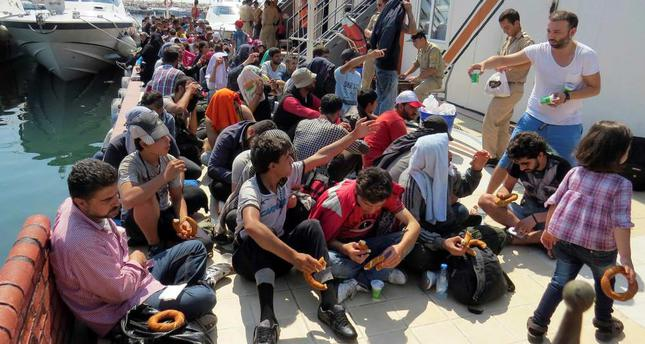 Turkey appeals to Europe to reach out to refugees