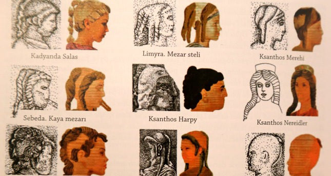 Women of History: Women hairstyles were more extraordinary