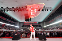 The Nationalist Movement Party (MHP) became the third Turkish major political party after Republican People's Party (CHP) and Peoples' Democratic Party (HDP) to announce its election manifesto for...