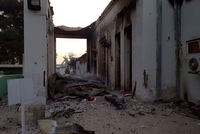 A suspected US air strike on a hospital in the Afghan city of Kunduz Saturday killed 22 people, medical charity MSF said, claiming the facility was repeatedly bombarded for more than 30 minutes...
