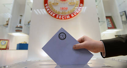 Turkey's Supreme Board of Elections (YSK) overruled Saturday ballot box relocation demands made by local election boards due to security concerns in the country's eastern and southeastern provinces...