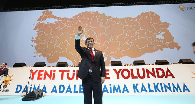 AK Party announces election manifesto