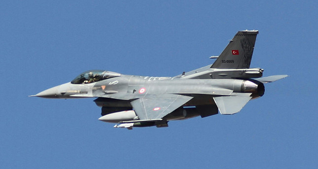 Turkish army conducts airstrikes against PKK targets