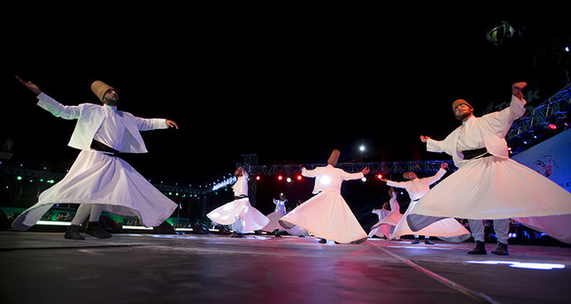 Turkey's Whirling Dervishes head to Australia