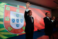 Portugal's ruling center-right coalition won a general election Sunday seen as a referendum on its austerity policies, but near-complete results indicated it has lost its absolute majority in...