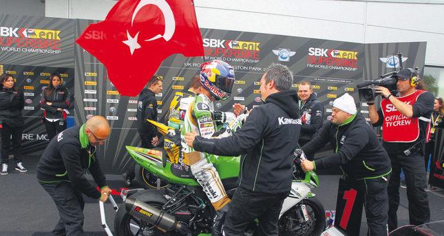 Sofuoğlu gets fourth Supersport World title