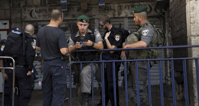 Turkey calls on Israel to stop Old City ban