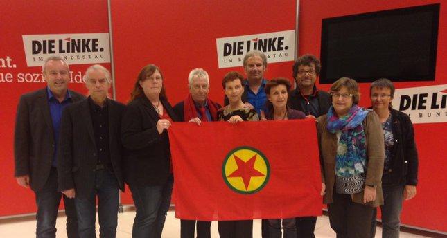 German Left Party leaks secret documents to PKK