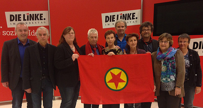 German party Die Linke leaks secret documents to PKK