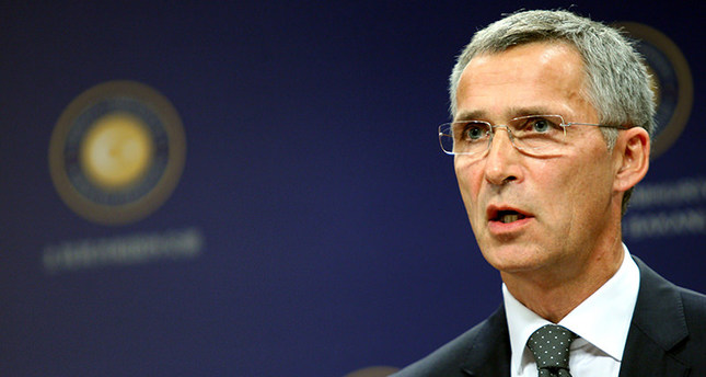 NATO envoys discuss Russia's Turkey airspace violation