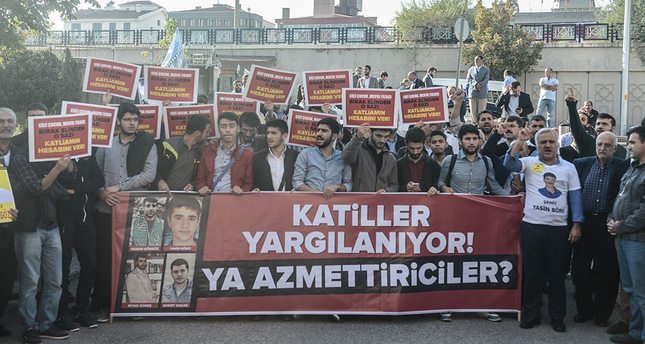 Trial of PKK victim teen Yasin Börü begins