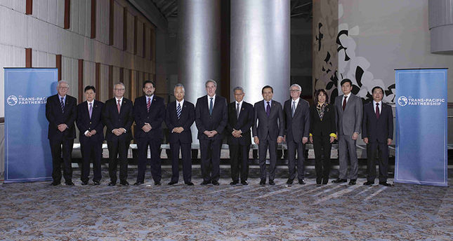 Historic deal reached on TPP Pacific trade