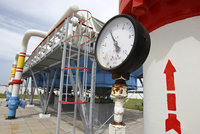 The Russian natural gas producer Gazprom's CEO Alexei Miller announced that they have reduced the desi