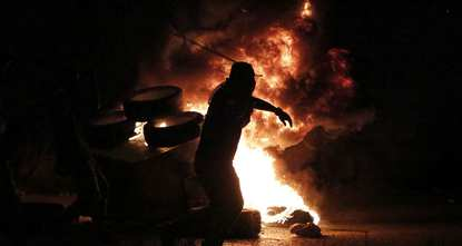 A Palestinian youth was killed in clashes with Israeli soldiers in the West Bank on Monday as fears spread of a further escalation in violence that has already killed and wounded several civilians...