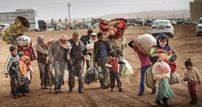 The European Council president Donald Tusk has warned of potential new waves of refugees should the Bashar al-Assad regime come out victorious in the conflict gripping Syria.  Tusk told lawmakers...
