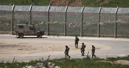 Israel's Defense Ministry announced Tuesday that it had completed the construction of a