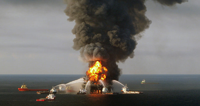 BP to pay US, states $20 billion over gulf oil spill
