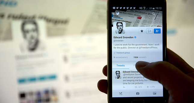 Spies can hack phones with one SMS, says Snowden