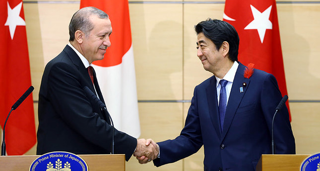 Turkey, Japan to found joint university in Istanbul