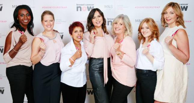 Breast cancer survivors slam M&S awareness campaign