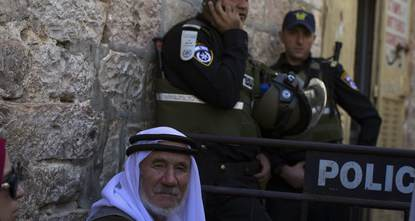 Israeli police said they would reimpose a ban on men under the age of 50 attending Friday Muslim prayers at Jerusalem's Al-Aqsa mosque compound after a new wave of stabbing attacks.