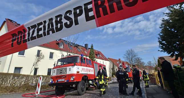 Germany alarmed by growing violence against refugees