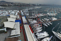 Around 160 boats, worth $50 million in total, were ordered or sold during the 35th Istanbul International Boat Show organized in Istanbul between Oct. 6 and Oct. 11. 
