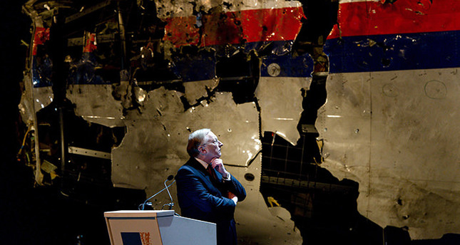 Dutch report: MH17 shot down by Russian-made missile