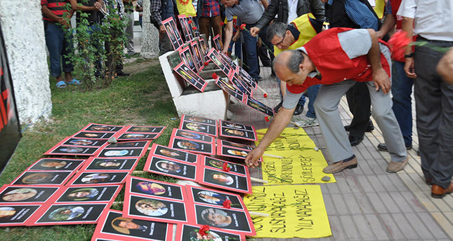Gov't to put Ankara bombing victims' families on salary