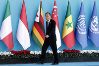 United Nations Secretary General Ban Ki-moon expressed