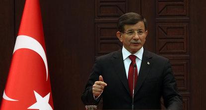 Prime Minister Ahmet Davutoğlu has said that Turkey has the right to take