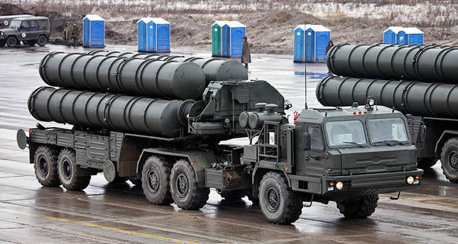 Russia to deploy hi-tech air defense system in Syria