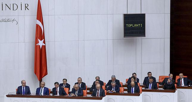 Gov't program focuses on new constitution, stability