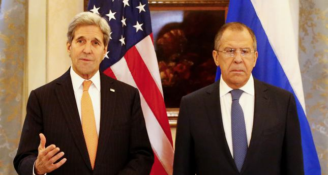 Kerry urges calm after Russian jet downed