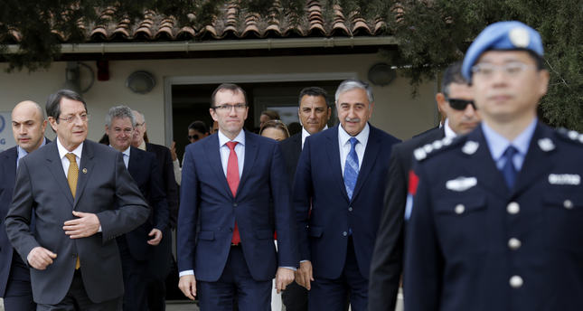 Talks gather pace, says Turkish Cypriot leader