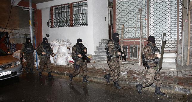 Police detain one suspect in anti-terror raid on Daesh