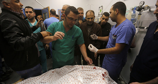 Israel kills more than 100 Palestinians since October