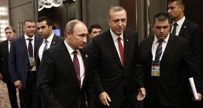 President Recep Tayyip Erdoğan and his Russian counterpart Putin will probably not cross paths on the opening day of the U.N. climate change summit in Paris as the two leaders will be placed in...