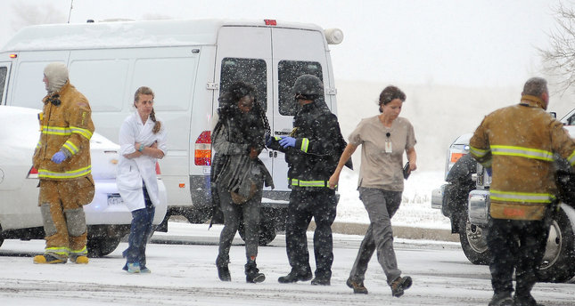 3 killed, 9 wounded in attack at US clinic