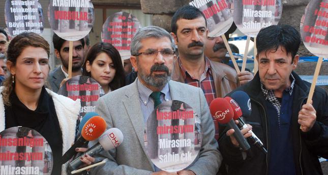 Tahir Elçi, two police officers killed in armed shootout